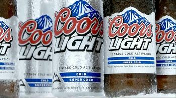 Coors Light TV Spot, 'Frost Brewed' - Thumbnail 6