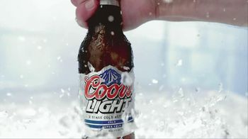 Coors Light TV Spot, 'Frost Brewed' - Thumbnail 8