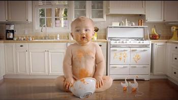 Hefty Odor Block TV Spot, 'Giant Baby' - Thumbnail 3