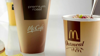 McDonald's TV Spot For Talk, Dark McCafe