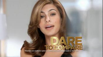 Pantene Anti-Breakage Shampoo TV Spot Featuring Eva Mendes - Thumbnail 9