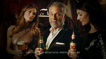 Dos Equis TV Spot, 'The Most Interesting Man' - Thumbnail 10