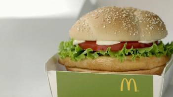 McDonald's Favorites Under 400 Menu TV Spot, 'Sandwich Break-Up' - Thumbnail 1
