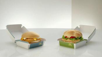 McDonald's Favorites Under 400 Menu TV Spot, 'Sandwich Break-Up' - Thumbnail 2