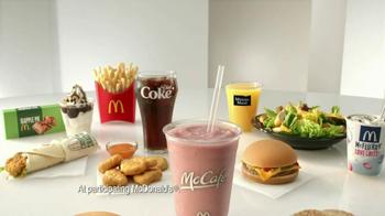 McDonald's Favorites Under 400 Menu TV Spot, 'Sandwich Break-Up' - Thumbnail 8
