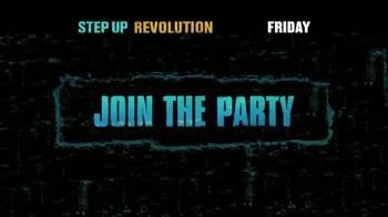 Step Up Revolution - Alternate Trailer 6