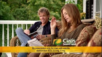 Cialis TV Spot, \'The Little Things\'