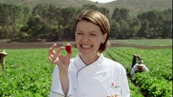 Applebee's Seasonal Berry Salad TV Spot, 'Accessory Fruit' - 82 commercial airings