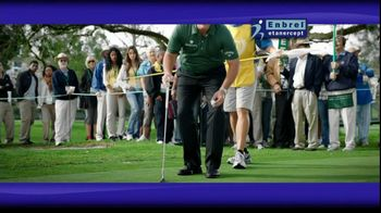 Enbrel TV Spot Featuring Phil Mickelson - Thumbnail 7