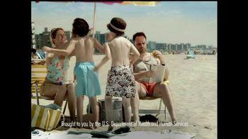 Adopt Us Kids TV Spot, 'Sunscreen'