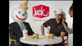 Jack in the Box TV Spot For All-American Jack Combo Featuring Brad Paisley - Thumbnail 1