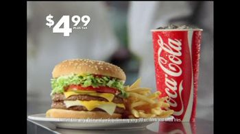 Jack in the Box TV Spot For All-American Jack Combo Featuring Brad Paisley - Thumbnail 3