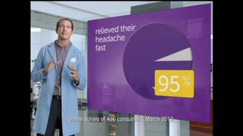 Bayer TV Spot For Advanced Aspirin