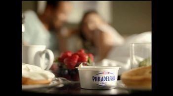 Philadelphia Cream Cheese TV Spot, 'In the Moment'