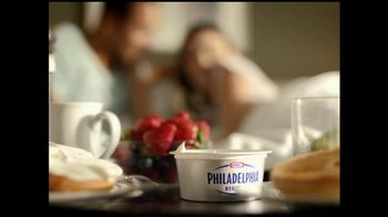 Philadelphia Cream Cheese TV Spot, \'In the Moment\'