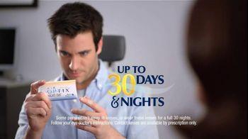 Air Optix Night And Day TV Spot, 'Sleep' - Thumbnail 3