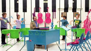 Target TV Spot, 'Music Teacher' Featuring Ben Falcone - 316 commercial airings