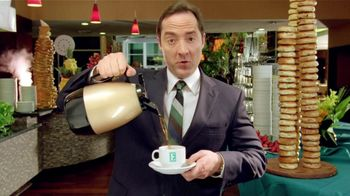 Embassy Suites Hotels TV Spot, 'Pouring Coffee'