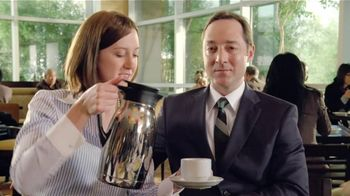 Embassy Suites Hotels TV Spot, 'Pouring Coffee' - Thumbnail 8