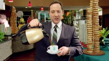 Embassy Suites Hotels TV Spot, 'Pouring Coffee' - Thumbnail 1