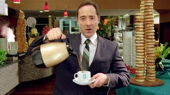 Embassy Suites Hotels TV Spot, 'Pouring Coffee' - Thumbnail 2