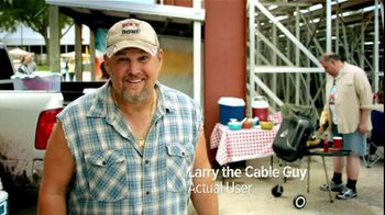 Prilosec TV Spot, 'This Country' Featuring Larry The Cable Guy - Thumbnail 1