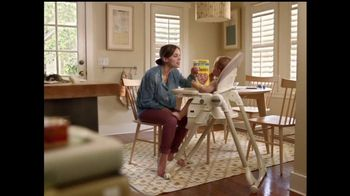 Cheerios TV Spot, 'For Learning to Eat Cheerios' - Thumbnail 1