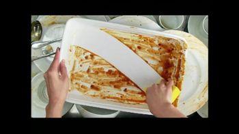Lysol No-Touch Kitchen System TV Spot, 'Food Preparation' - Thumbnail 5