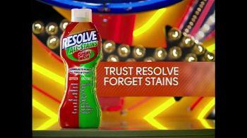 Resolve Carpet Cleaner TV Spot, 'Gamble' - Thumbnail 10