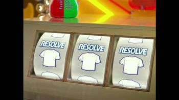 Resolve Carpet Cleaner TV Spot, 'Gamble' - Thumbnail 9