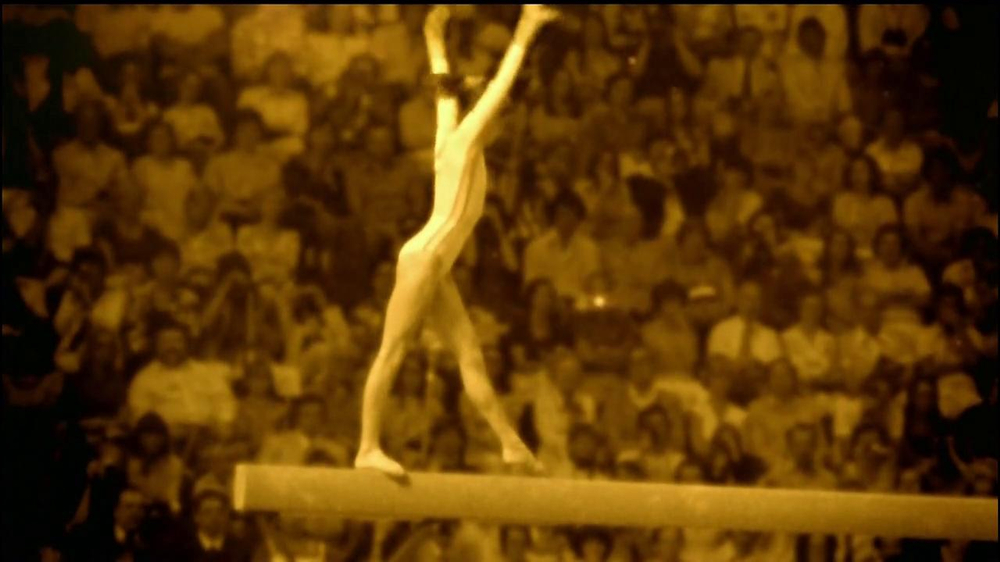 VISA TV Commercial Featuring Nadia Comaneci and Morgan Freeman