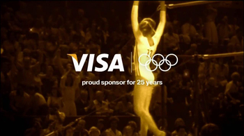 VISA TV Spot Featuring Nadia Comaneci and Morgan Freeman - Thumbnail 10