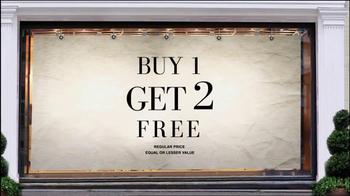 JoS. A. Bank TV Spot For Buy, 1 Get 2 Free - Thumbnail 4