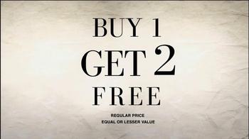 JoS. A. Bank TV Spot For Buy, 1 Get 2 Free - Thumbnail 5