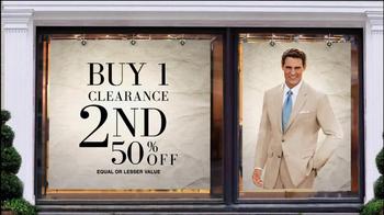 JoS. A. Bank TV Spot For Buy, 1 Get 2 Free - Thumbnail 6