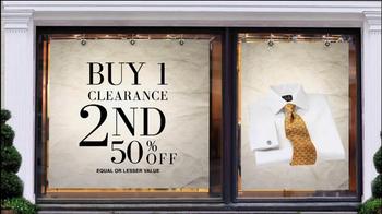 JoS. A. Bank TV Spot For Buy, 1 Get 2 Free - Thumbnail 7
