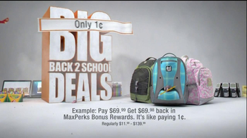 Office Max TV Spot For Back-To-School Deals