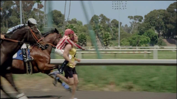 Old Spice Champion TV Spot, 'Sand Car' Featuring Heather Graham - Thumbnail 9