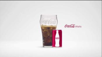 The Coca-Cola Company TV Spot For Coca-Cola Mini - Thumbnail 5