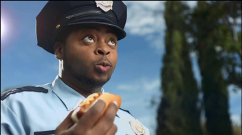 Hebrew National TV Spot For Cop Hot Dog - Thumbnail 4