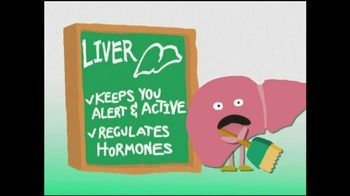 Liverite TV Spot For Love Your Liver
