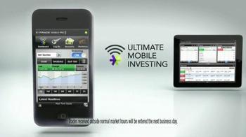 E*TRADE TV Spot For Better Technology - Thumbnail 6