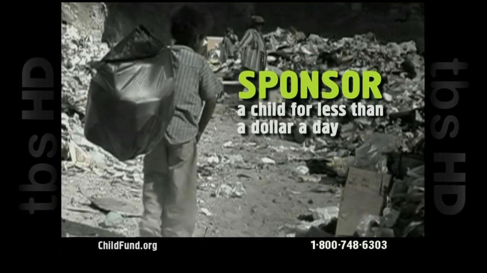 Child Fund Sponsor A Child TV Commercial, 'Neighborhood' Featuring Alan Sader