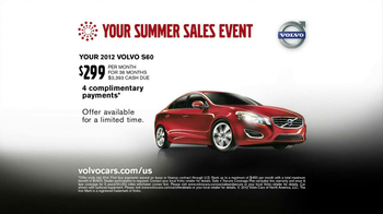 Volvo TV Spot For Your Summer Sales Event - Thumbnail 9