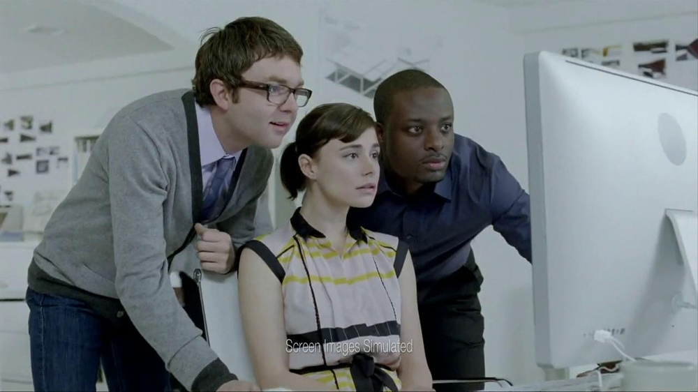 AT&T Cloud TV Commercial, 'The Power of the Network'