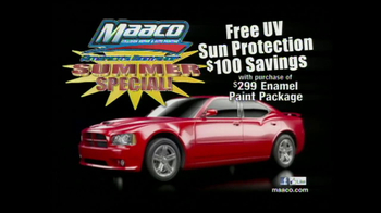 Maaco Summer Special TV Spot, 'Perfect Time' - Thumbnail 10