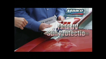 Maaco TV Spot For Free UV Protection With Paint Package - Thumbnail 3