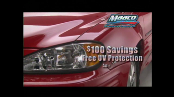 Maaco TV Spot For Free UV Protection With Paint Package - Thumbnail 5