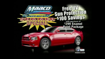Maaco TV Spot For Free UV Protection With Paint Package - Thumbnail 8