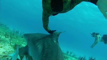 GoPro HERO2 TV Spot, 'Diving' Featuring Roberta Mancino and Mark Healey - Thumbnail 6